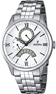 Festina Classic F16822/1 Mens Wristwatch Classic & Simple