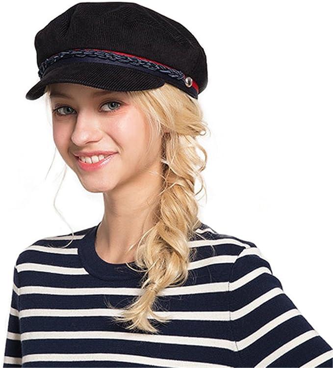 doublebulls hats Gorras Militares Gorra Plana Mujer Hombre Otoño ...
