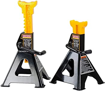Craftsman 50163 4-Ton Jack Stands Pair + $3.44 Sears Credit