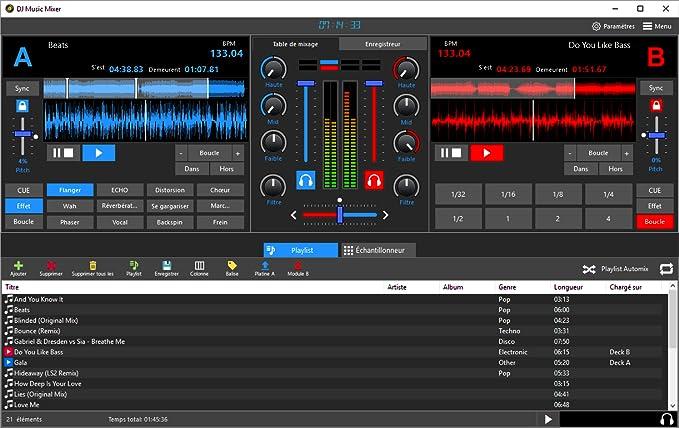 Dj Music Mixer Téléchargement Amazonfr Logiciels