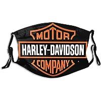 Harley Davidson Windstof Bandana Herbruikbare & Wasbare Fbalaclava, Nekwarmer, Scarf, Hoofddeksel