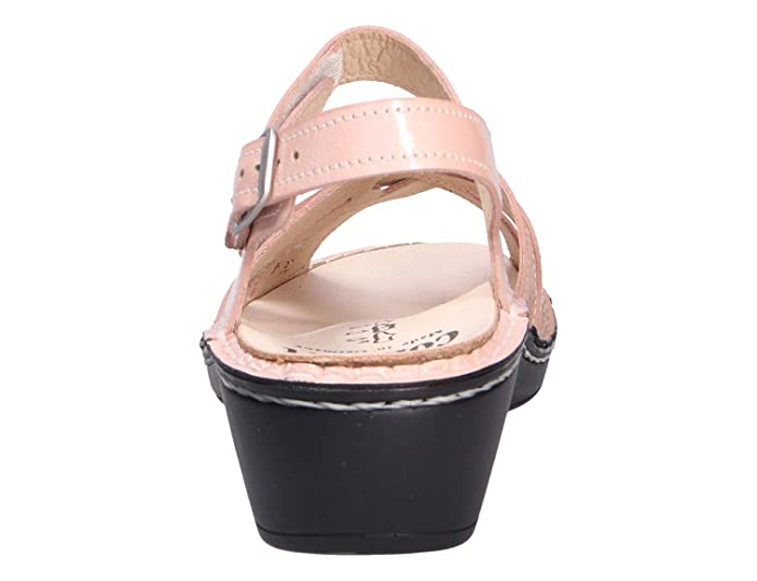 Finn Comfort Buka schwarz Schuhe Sandalen Sandaletten