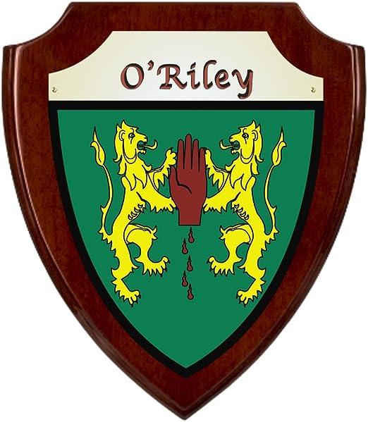 Irish Riley Coat Of Arms