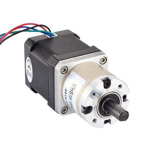 STEPPERONLINE Nema 17 Motor paso a paso Bipolar L=48 mm W ...