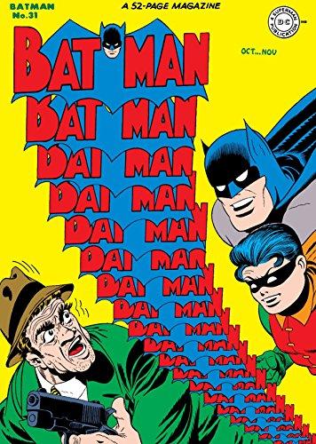 Batman (1940-2011) #31