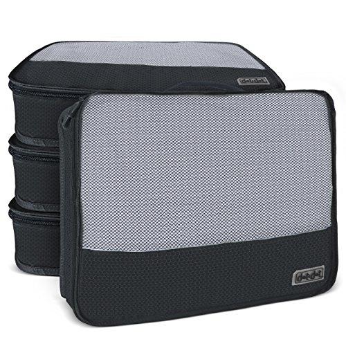 Dot&Dot Large Packing Cubes Set For Travel