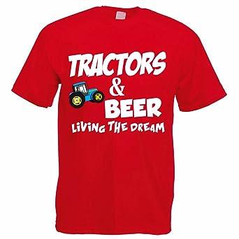 Save A Tractor T-shirt Funny Gift Christmas Mens Farmer Rude Mens Tshirt Top