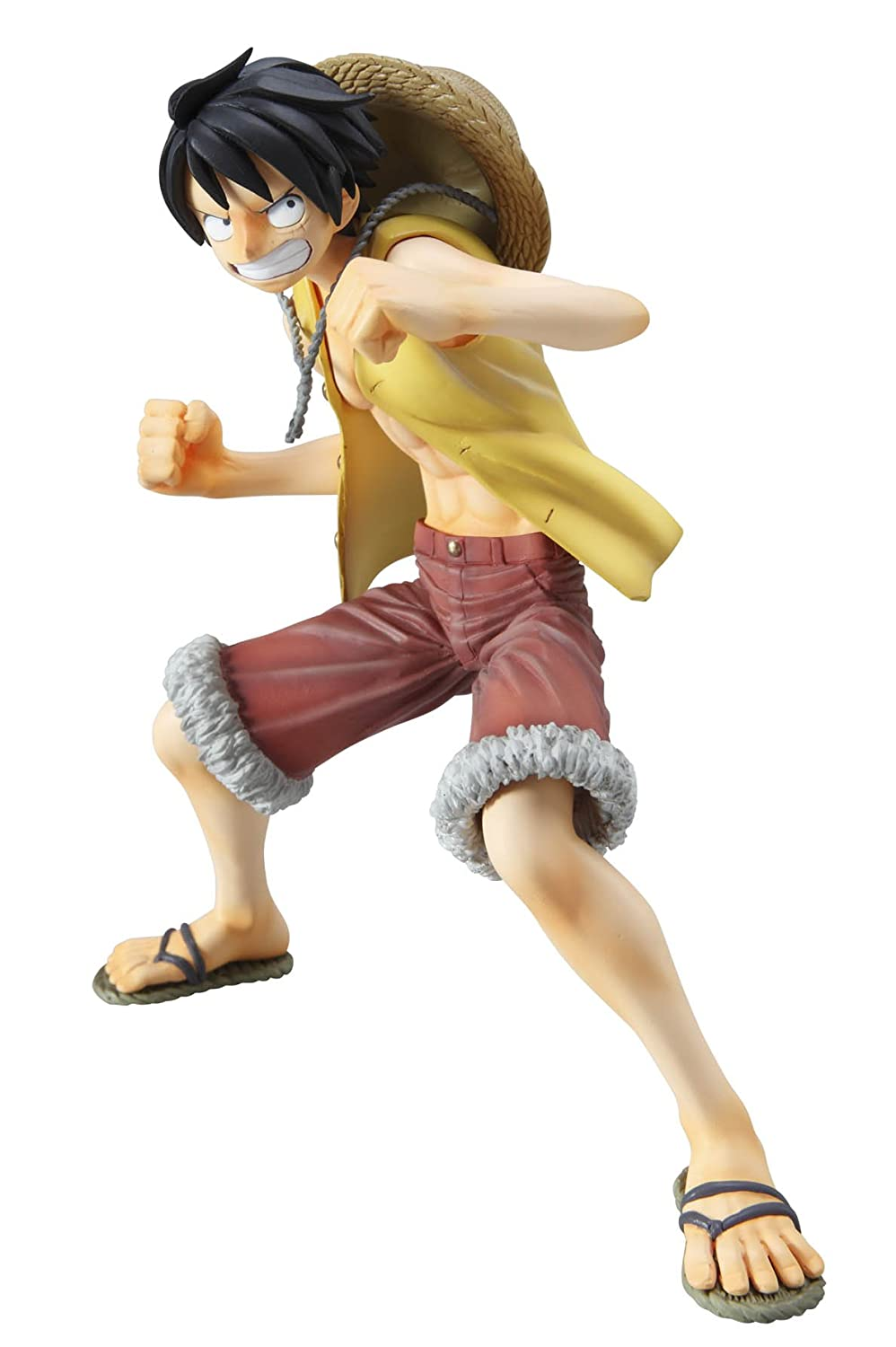 One Piece Excellent Model P.O.P PVC Statue NEO-DX Ruffy 17 cm