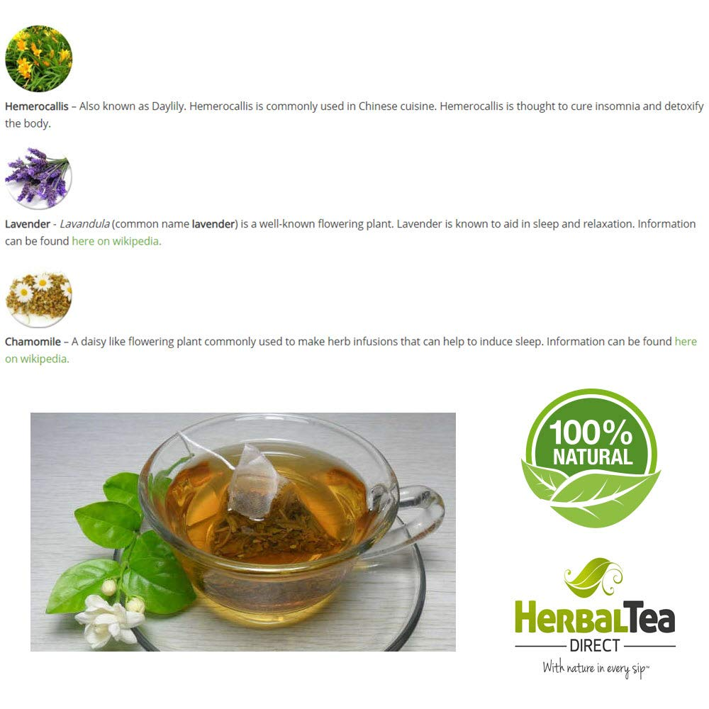 Amazon.com: Best Sleepytime Tea for Weight Loss - Free Teatox eBook - Helps with Weight Loss - Detox Diet - Sleep & Relaxation - #1 Night Time Tea - 30 Tea ...