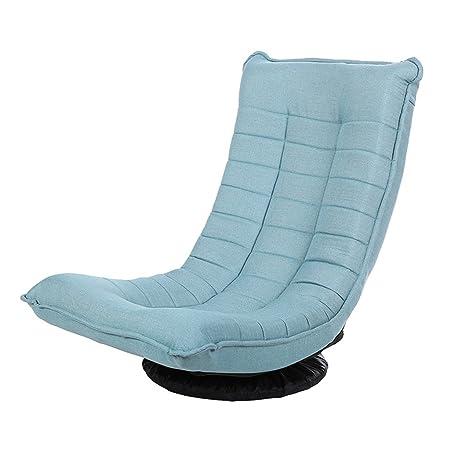 Tatami Moon Chair Swivel Sofa Silla plegable Silla informal ...