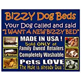 Bizzy Bed Medium Pet Bed for Dogs
