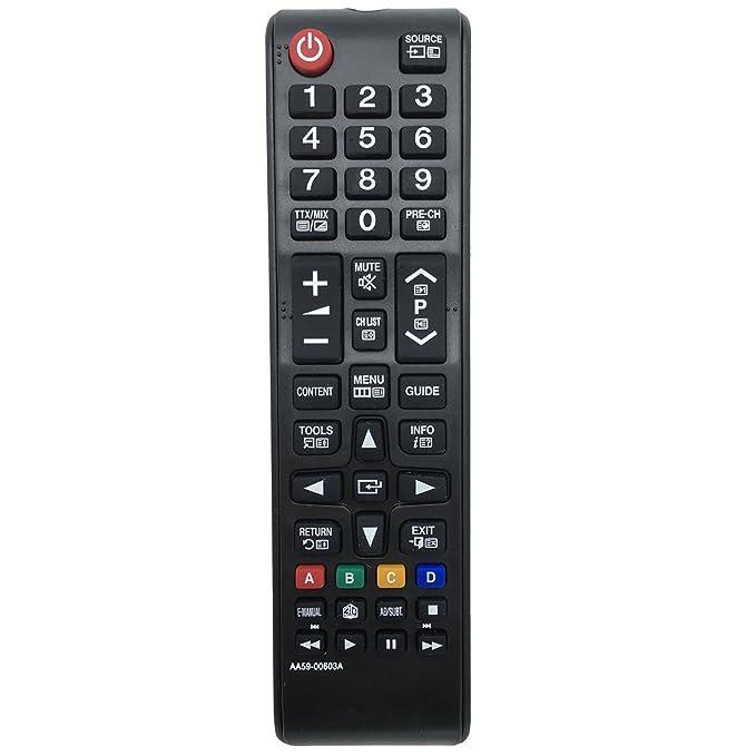 5 opinioni per Allimity, telecomando sostitutivo AA59-00603A per BN59-01054A.Compatibile con