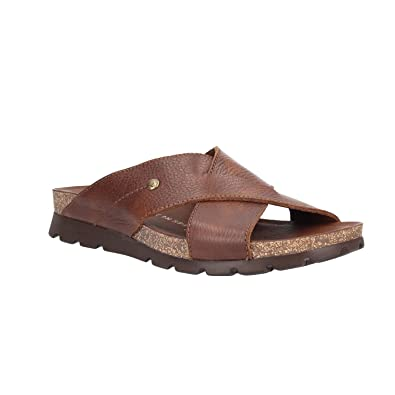 250a308f958 Panama Jack Sandals Salman C6 Napa Brown/Brown: Amazon.co.uk: Shoes ...