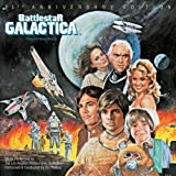 Battlestar Galactica Extra tracks, Original recording remastered, Soundtrack edition (2003) Audio CD