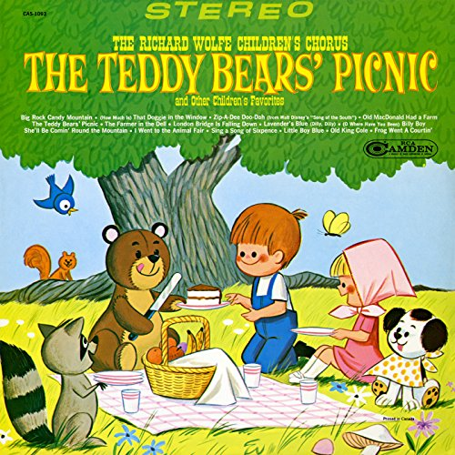 Teddy Bear Picnic Song (The Teddy Bears' Picnic and Other Children's)