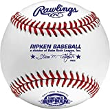 Rawlings Raised Seam Baseballs, Cal Ripken Competition Grade Baseballs, Box of 12, RCAL1