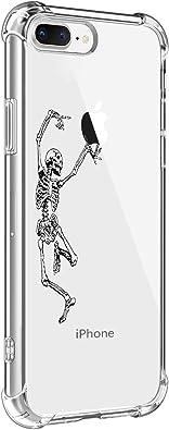 Coque téléphone tête de mort 4
