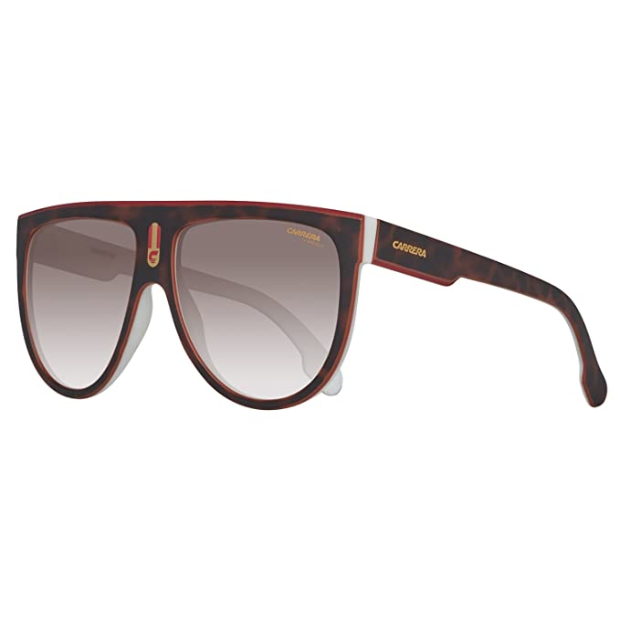 Carrera FLAGTOP HA C9K Gafas de sol, Blanco (HAVANA WHITE/BRWN SF), 60 Unisex-Adulto