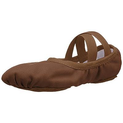 Bloch Dance Girls' Performa Stretch Canvas Split Sole Ballet Shoe/Slipper | Flats