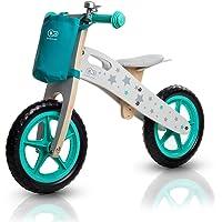 Draisienne Runner vélo en bois sans pédale écologique