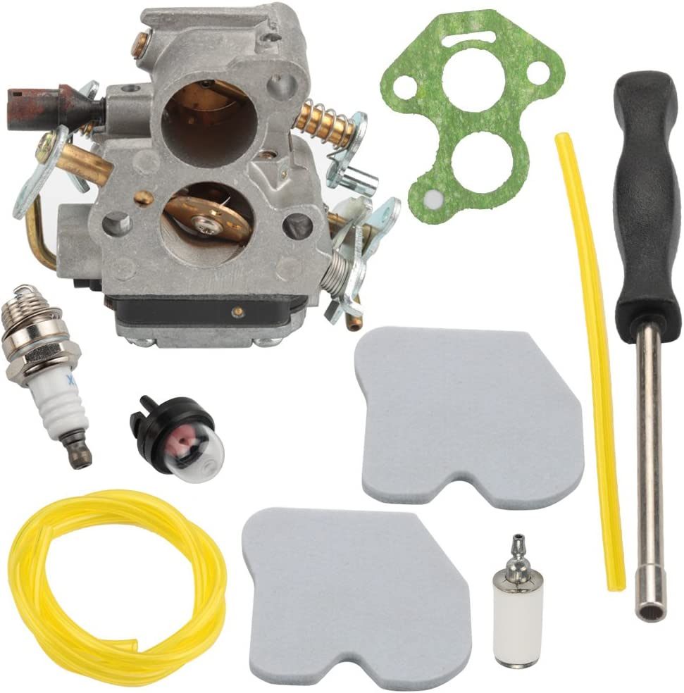 Carburetor Tool Kit For Husqvarna 240 240E 235 235E 586936202 Zama C1T-W33 Carb