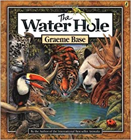 Book The Water Hole by Graeme Base (2004-09-09)