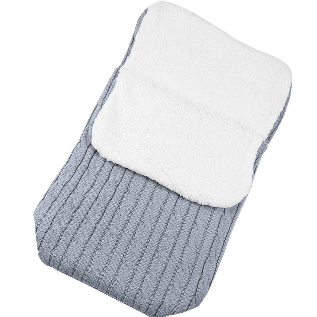 OYTRO Infant Baby Swaddle Sleeping Bag Soft Sleep Sack Stroller Wrap Blanket Sleeping Bags by OYTRO