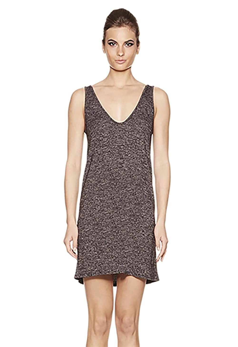 eab87e19c70e Riller & Fount Catalinia Deep Scoop Neck Slip Dress in Dapple at Amazon  Women's Clothing store: