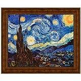 Design Toscano Starry Night, 1889 Canvas Replica Painting: Estate