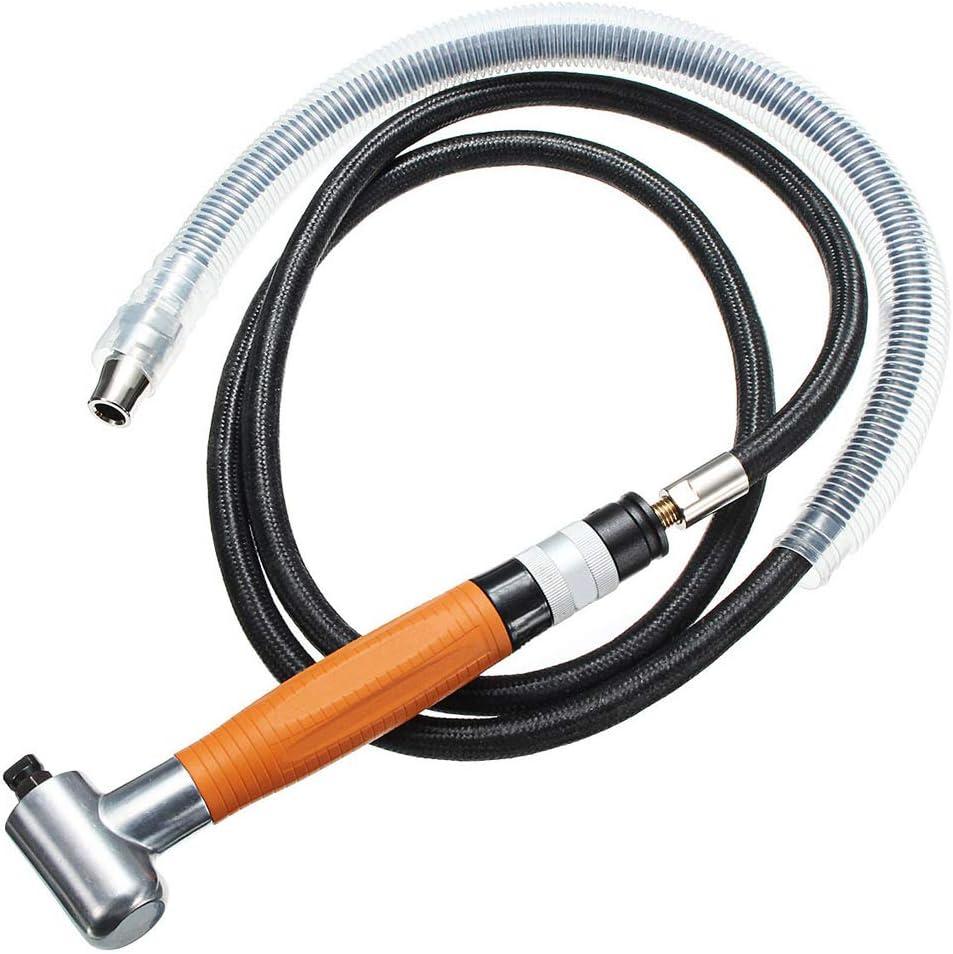 qualité industrielle Meuleuse pneumatique pliage pneumatique à 90 degrés,