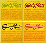 Calorie Mate block 4 pieces four ~ each three [fruit-flavored / chocolate flavor / cheese taste / maple taste]