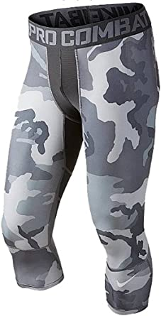 corona Pacífico Londres  Nike Pro Combat Hypercool compresión bosque 3/4 mallas de deporte (XL,  antracita gris/Cool gris camuflaje): Amazon.es: Deportes y aire libre
