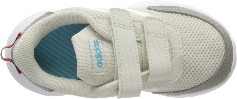 adidas Tensaur Run I, Basket Mixte Enfant Orbgry Ftwwht Dovgry