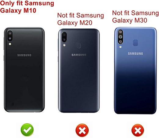 Funda para Samsung Galaxy M10 2019, Fashion Design [Antigolpes ...