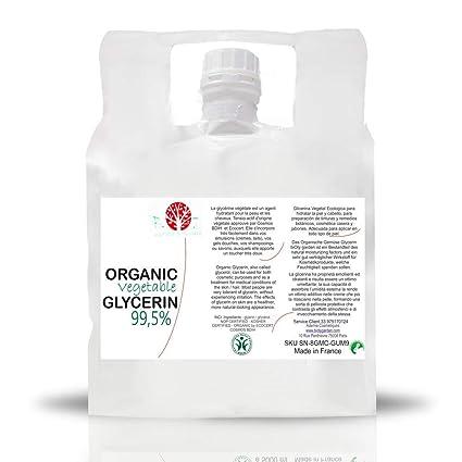 Cual es la glicerina liquida