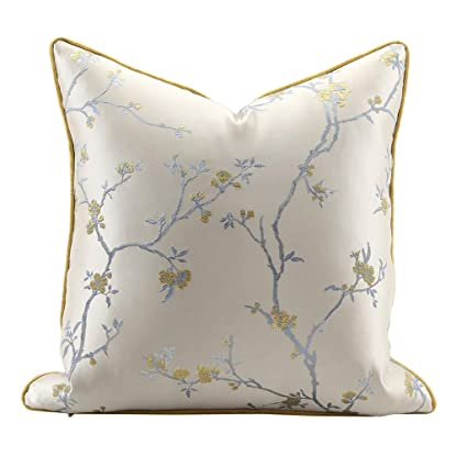 Pleasant Amazon Com Satin High End Living Room Sofa Pillow Model Machost Co Dining Chair Design Ideas Machostcouk