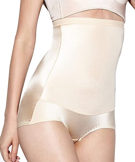 c1c0b00ccc Image Unavailable. Image not available for. Color  FLORATA Invisable Body  Shaper High Waist Tummy Control Panty Slim Butt Lifter Waist Trainer