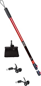 Ruppert Garden Tools,LLC Weed Snatcher (Standard Weed Snatcher+Broom)