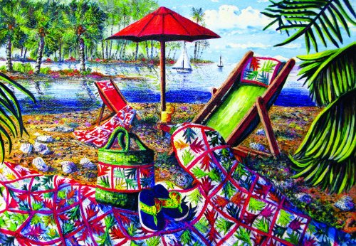 Beach Retreat 500pc Jigsaw Puzzle by Dia - Beach 500pc Jigsaw Puzzle Shopping Results