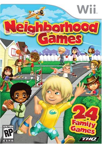 Neighborhood Games - Nintendo Wii (Wii Games Toddler)