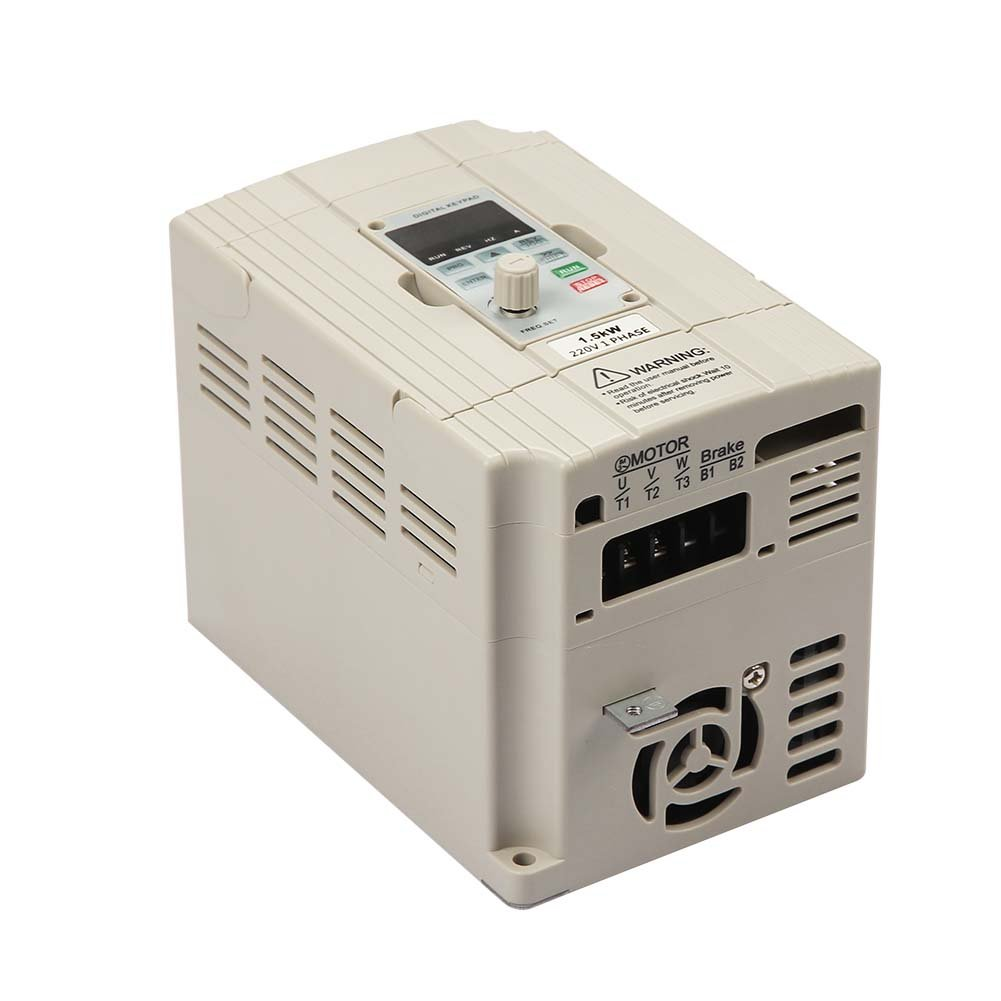 Lapond Svd Es Series Single Phase Vfd Drive Inverter 200v 3 Wiring Diagram Professional Variable Frequency 15kw 2hp 220v 7a For Spindle Motor Speed Controlvfd