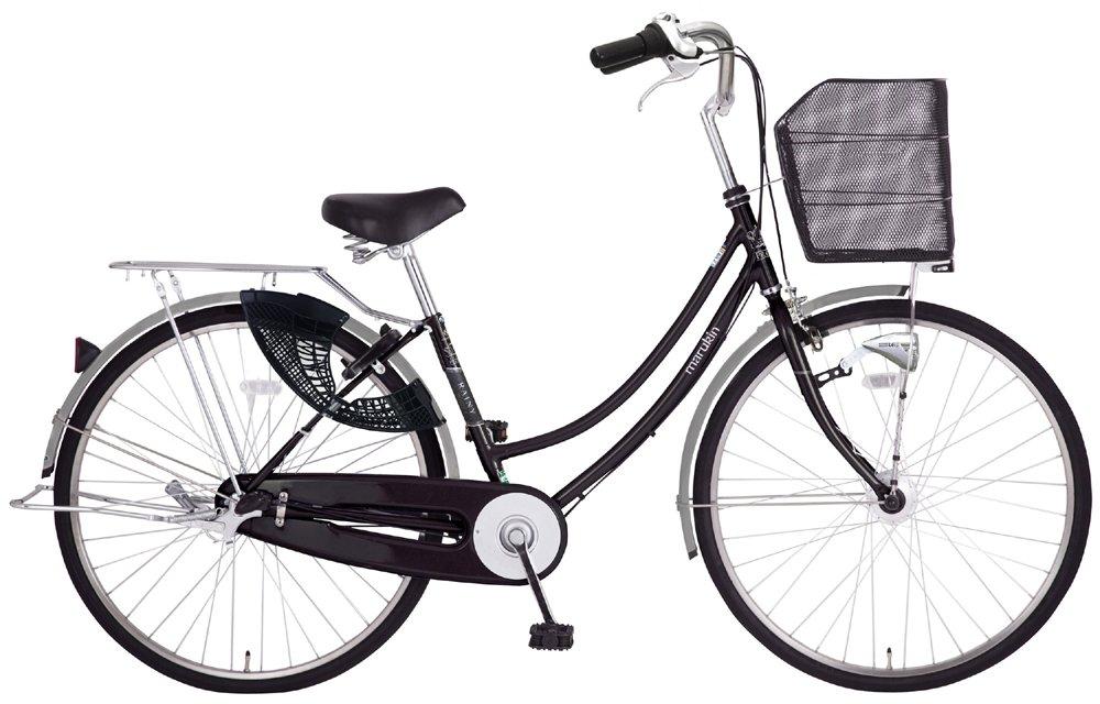 marukin(マルキン) 自転車 27型レイニープレミアライト内装3段 B01N0INCLIブラック