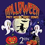 Halloween Party Music & Scary Sounds [2 CD]