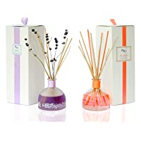 Manu Home Calm Lavender Reed Diffuser Set