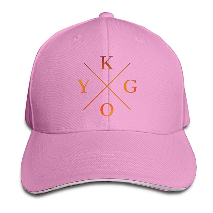 BOoottty Kygo Flex Baseball Cap Pink  Amazon.ca  Clothing   Accessories db6fbea2d47