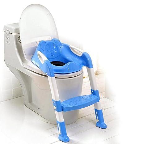 24b24e97b izasky Potty Training Seat Handles 2 Colors - Potty Toilet Seat Children s  Potty Baby Toilet Seat