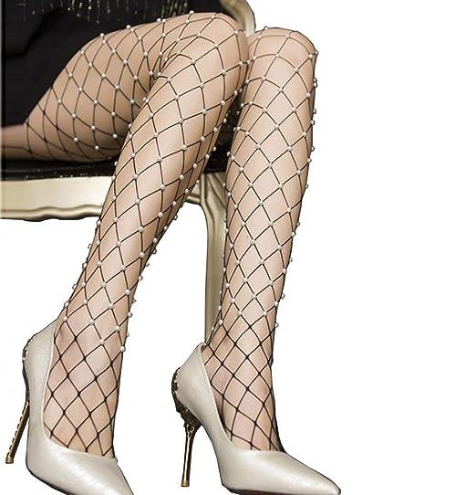 Resultado de imagen de mujer con medias de malla