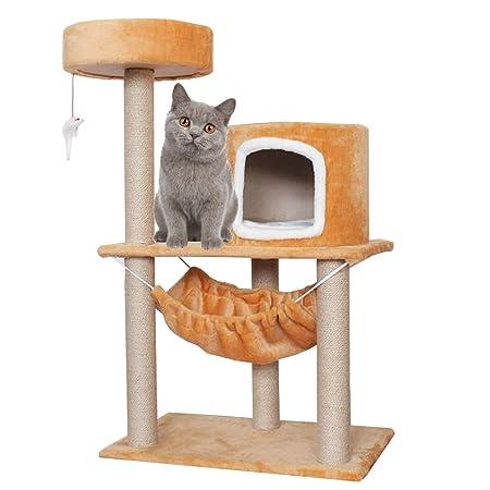Cat tree Árboles para Gatos Quality Sisal Cat Tower Gran Cat Nest ...