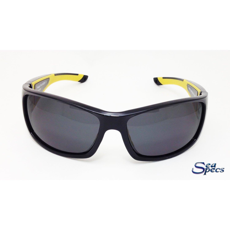 fc7c894e85 Amazon.com  Seaspecs aFloat Pelagic Floating Sunglasses - Black  Sports    Outdoors
