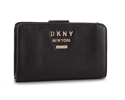 Cartera DKNY mujer Karan New York pequeño R911HB06 bgd negro ...